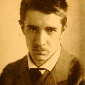 Fritz Griebel um 1925.